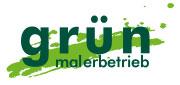 Malerbetrieb Grün – Wasserhochdrucktechnik – Malerei und Anstrich Logo
