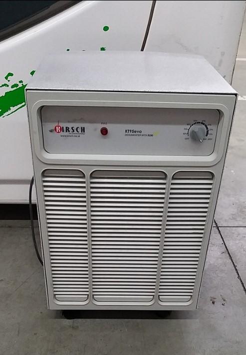 KT 95 - Entfeuchtungsgeräte